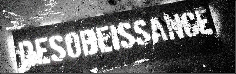 Désobeissance